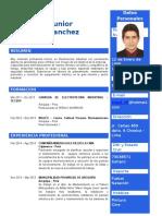 Alexander Junior Huaynate Sanchez