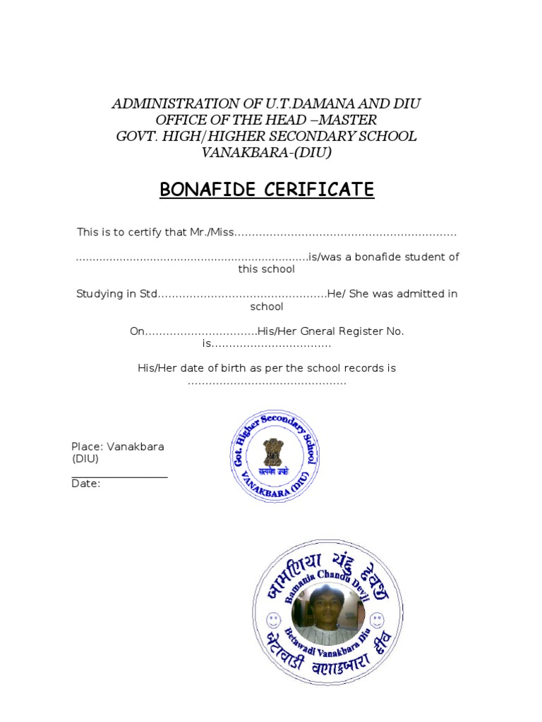 Certificate documents similar to bonafide certificate thecheapjerseys Image collections
