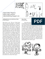 Daily Double, Volume 42, Issue 14A