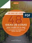 48 Ideas Vender Blog