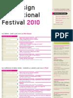 Programme WIF2010