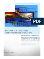Smart Cities and Comms Operators