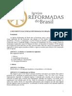 O Regimento das IRBs.pdf