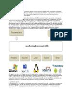 Java Fundamentos e Historia