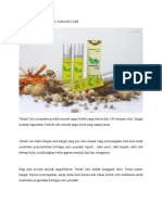 Minyak Angin Herbal Varash Care