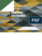 Matriz Processual Filosofia e Sociologia