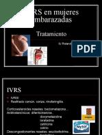 IVRS en Mujeres Embarazadas