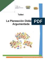 La Planeación didáctica Argumentada.pdf