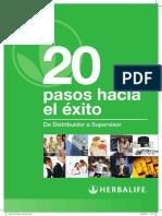 20 Pasos Con El Distribuidor