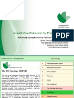 ICC Oncology Tools Overview