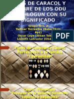 Presentación Nombre de Los Odù