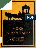 More Jataka Tales - Ellen C Babbitt