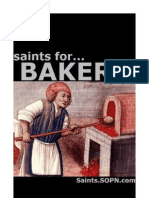 Saints for Bakers