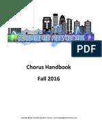Handbook- Fall 2016