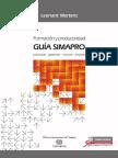 Manual Simapro 2009