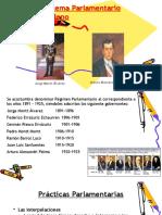 Sistema Parlamentario Chileno.pptx