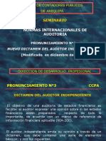 Nuevo Dictamen del Auditor Independiente.ppt