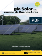 Energia Solar en La Ciudad