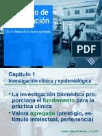 Proceso Investigación