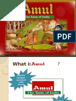Amul Branding