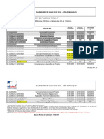 Calendário Mba Gp 17 Fgv Sociesc