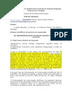 [Ok] - Raul Livino Ventim de Azevedo - Inadmissibilidade Da Prova Obtida Por Meio Il ¡Cito