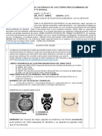 WEBQUEST N.1. EVIDENCIAS CULTURALES DE LAS ETAPAS PRECOLOMBINAS EN PANAMÁ