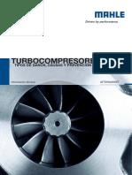 Turbocompresores Tipos de Daños, Causas y Prevencion