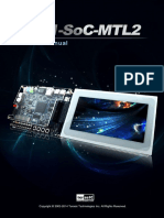 DE1 SoC MTL2 User Manual