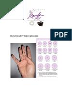 11.-Horarios y Meridianos