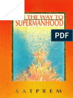 On the Way to Supermanhood-Satprem