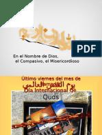 Día Internacional de Quds