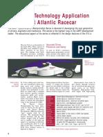 AutoTechnology Article 2003 (ChampCar)