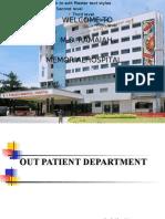 Out Patient Department - Dr Vinay Vatsayan.
