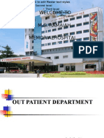 Out Patient Department - Dr Vinay Vatsayan.