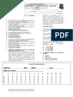 Evaluacion Saber 2º Periodo - Info 11º