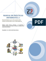 Manual de Prácticas Informática I