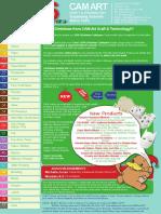 Camartech Christmas Catalogue 2016