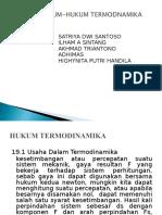 Hukum Termodinamika(1)