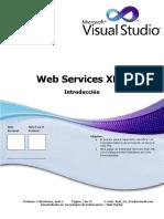 Introducción Web Services XML