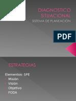 Diagnostico Situacionalelaboración de Análisis Situacional (Foda)