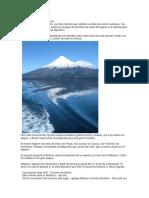 La Leyenda Del Volcán Osorno