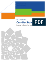 actfl can-do statements  1