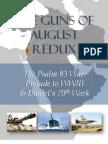 The Guns of August Redux