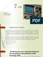 Modulación Digital