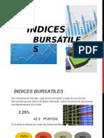 Índices Bursatiles Exp