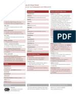 Angularjs Cheatsheet