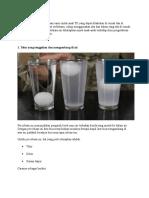 Praktikum Sains Tk & SD