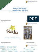 Mezcla de Mercadeo y Estrategia Para BienStar