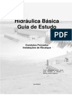 Hidraulica Basica - Guia de Estudos